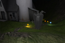 Weeping Angels VR: Take a screenshot