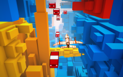 Voxel Fly: Take a screenshot