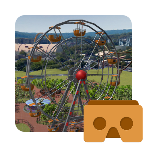 Store MVR product icon: THEMEPARK VR