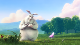 Big Buck Bunny: Take a screenshot