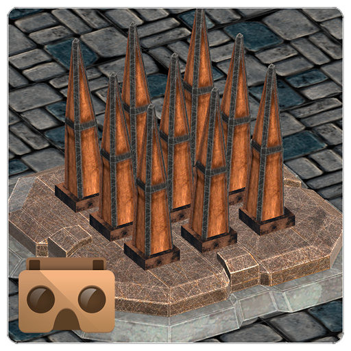 Store MVR product icon: Traps Defense VR