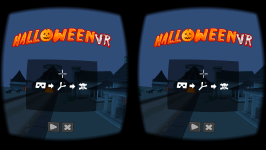 HALLOWEEN  VR: Take a screenshot