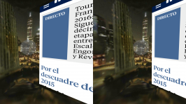Newspapers Spain VR: Take a screenshot