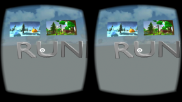 RUNNER VR: Take a screenshot