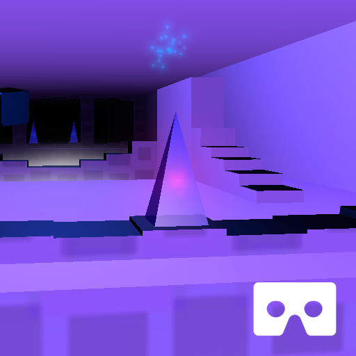 Store MVR product icon: Crystals Tunnel VR