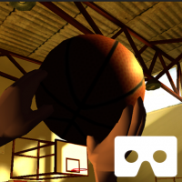 Store MVR product icon: Basketball VR