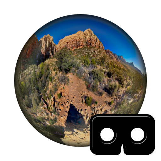 Store MVR product icon: PANORAMA VR