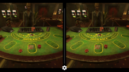 Blackjack VR: Take a screenshot