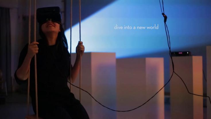virtual reality in a real physical world essay
