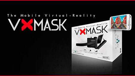 VXMASK, your VR Glasses