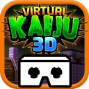 Store MVR product icon: Virtual Kaiju 3D
